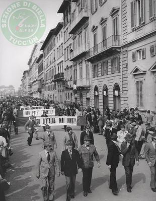 48a Adunata Nazionale di Firenze 15-17 maggio 1975