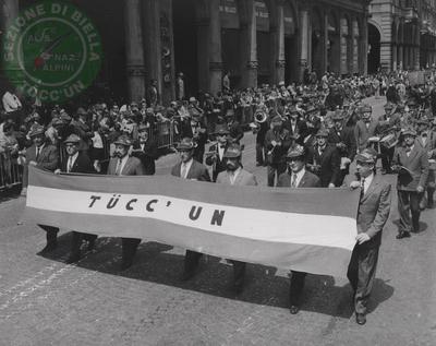 42a Adunata Nazionale di Bologna 25-27 aprile 1969