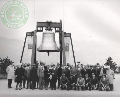 43a Adunata Nazionale di Brescia 1-3 maggio 1970