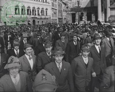 36a Adunata Nazionale di Genova 16-18 marzo 1963