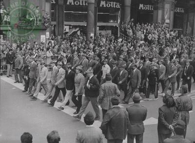45a Adunata Nazionale di Milano 11-14 maggio 1972