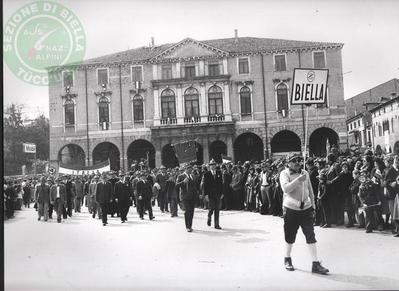 49a Adunata Nazionale di Padova 19-21 maggio 1976