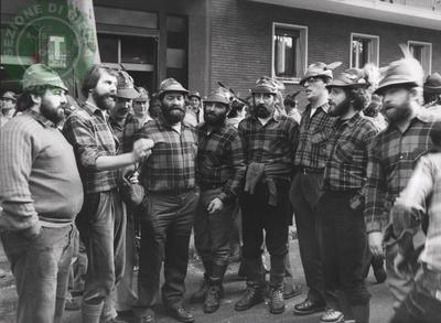 57a Adunata Nazionale di Trieste 12-13 maggio 1984