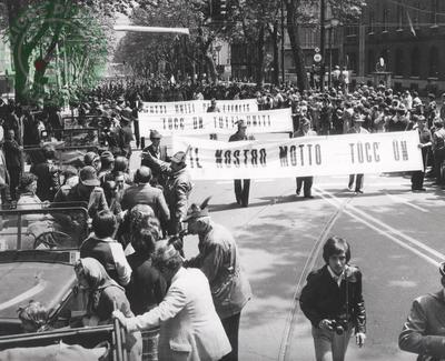 50a Adunata Nazionale di Torino 14-15 maggio 1977
