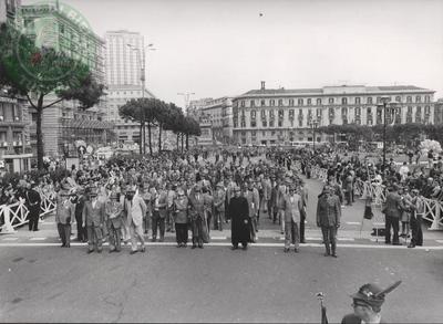 46a Adunata Nazionale di Napoli 28-30 aprile 1973