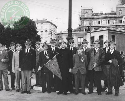38a Adunata Nazionale di Trieste 22-24 maggio 1965