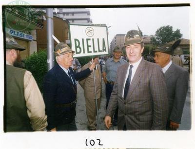 Album Adunata Nazionale Pescara 14 maggio 1989