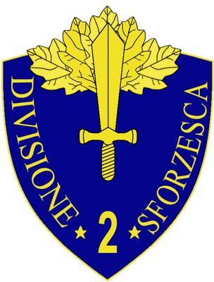 """2a Divisione Fanteria """"Sforzesca"""""""