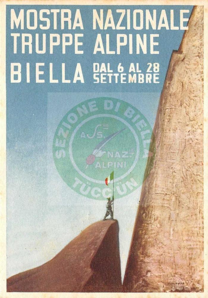 Cartolina postale commemorativa dell'evento