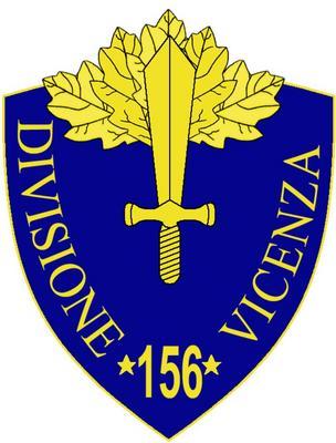"""156a Divisione Fanteria """"Vicenza"""""""