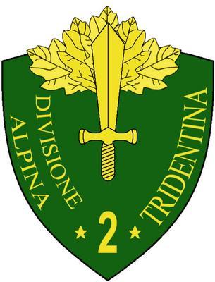 """2a Divisione Alpina """"Tridentina"""""""