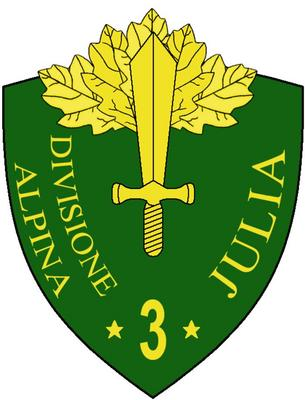"3a Divisione Alpina ""Julia"""