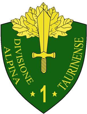 """1a Divisione Alpina """"Taurinense"""""""